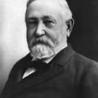 Benjamin Harrison, by Joseph Gray Kitchell, 1897