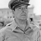 Douglas MacArthur, Harry S. Truman Library and Museum, 1945