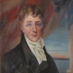 Francis Scott Key, portrait by katherine Walton, 1912, Maryland State Art Collection