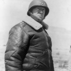 George S. Patton, U.S Army Signal Corps, 1943