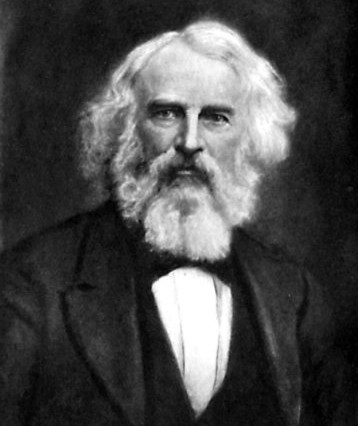 Henry Wadsworth Longfellow-Photogravure from photograph by Hanstaingl