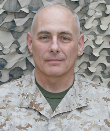 John F Kelly, USMC photo