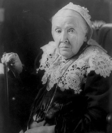 Julia Ward Howe, c. 1908