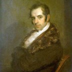 Washington Irving, by John Wesley Jarvis, 1809