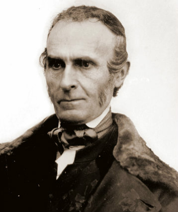 John Greenleaf Whittier, c. 1840