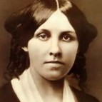 Louisa May Alcott, c. 1857