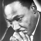Martin Luther King Jr., Louisiana Weekly