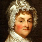 Abigail Adams, c. 1800, by Jane Stuart