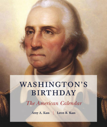 Washington B-Day cover