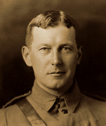 John McCrae, c. 1914, by William Notman and Son